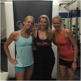 Eat, Lift, Love: The 2015 Women's Fitness Summit