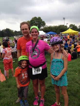 HALF-MARATHON MAMA: 13.1 MILES AT 32.7 WEEKS
