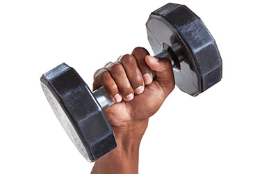 A Smart Dumbbell Complex