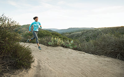 The Trail-Running Workout