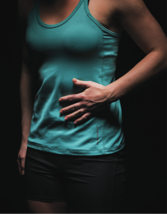 Here's How To Avoid Stomachaches On The Run