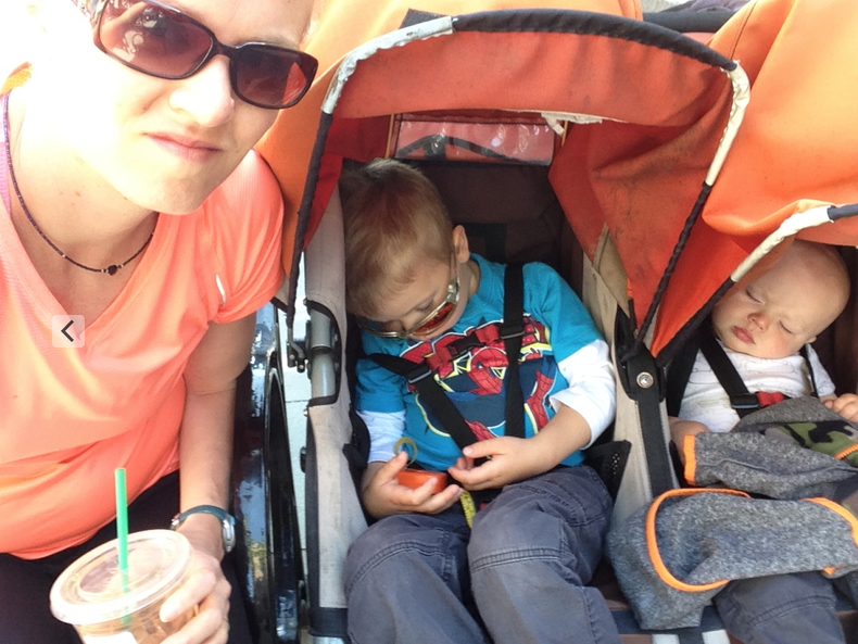 Babywearing, strollers and carrying, oh my!